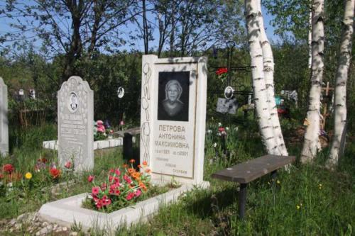Памятник гранитная крошка №41