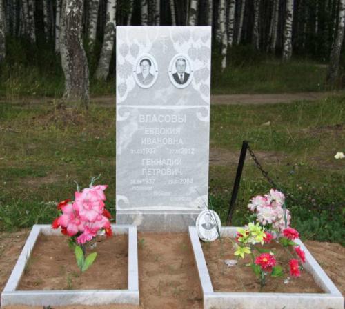 Памятник из мрамора №35