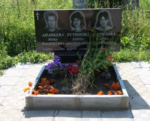 Памятник семейный №21