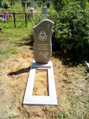 Памятник из полимербетона№32