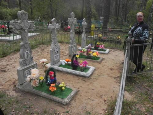 Памятник из полимербетона№47