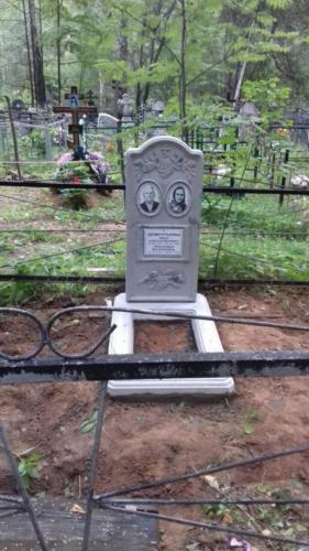 Памятник из полимербетона№52