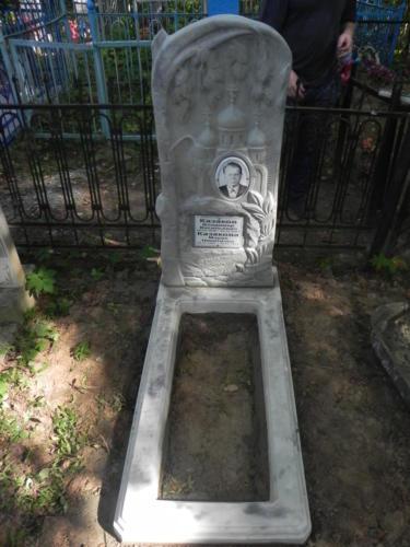 Памятник из полимербетона№68