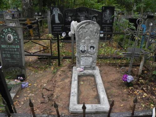 Памятник из полимербетона№74