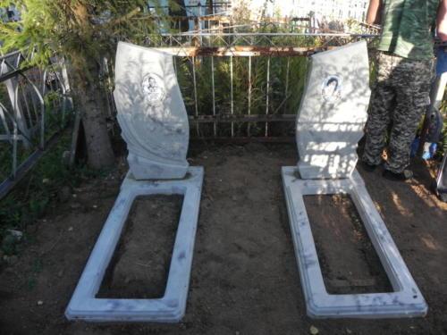 Памятник из полимербетона№76
