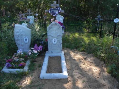Памятник из полимербетона№51