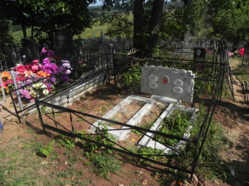 Памятник из полимербетона№46