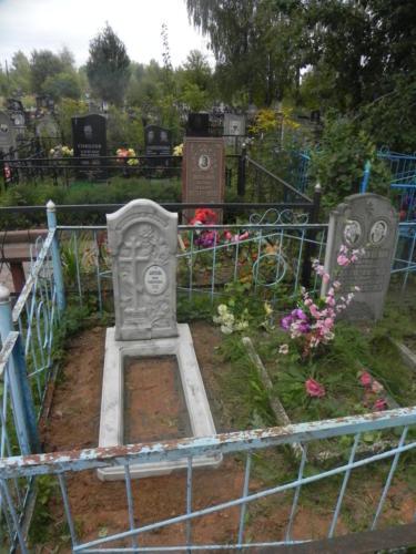 Памятник из полимербетона№48